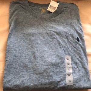 Blue T-shirt, Ralph Lauren